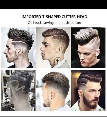 Máquina de cortar cabelo profissional  - Foto 4