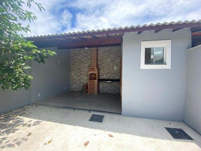 Bela Casa 3 quartos entre 34 e 35 excelente localização Itaipuaçu Maricá - Foto 4