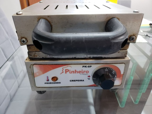 Crepeira Pinheiro 6 cavidades