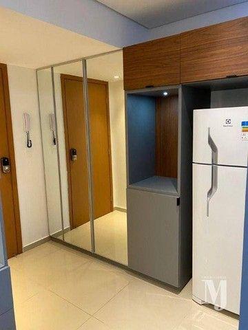 Apartamento com 1 dormitório para alugar, 38 m² por R$ 3.500/mês - Boa Viagem - Recife/PE - Foto 11
