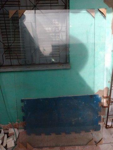 Janela de vidro temperado incolor de 8 mm - Foto 3