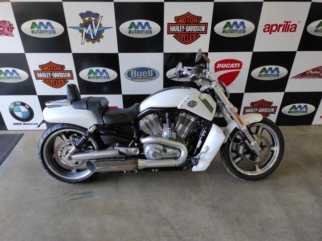 Super oferta Harley Davidson V Rod Muscle ano 2014 unico dono impecável apenas 5000km - Foto 6