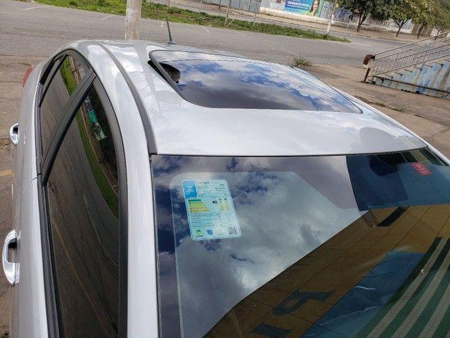Toyota yaris sedan xls com teto completo todo original de fábrica  - Foto 9