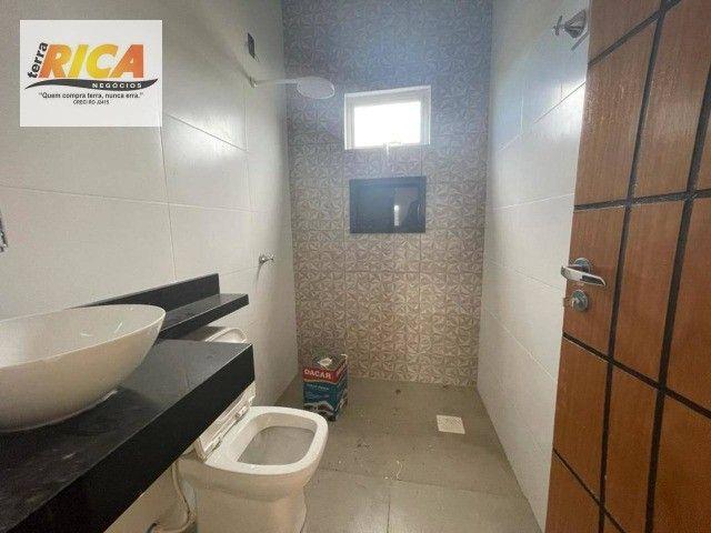 Vende-se uma excelente casa, apta a financiamento, no condomínio Alphaville Porto Velho-RO - Foto 8