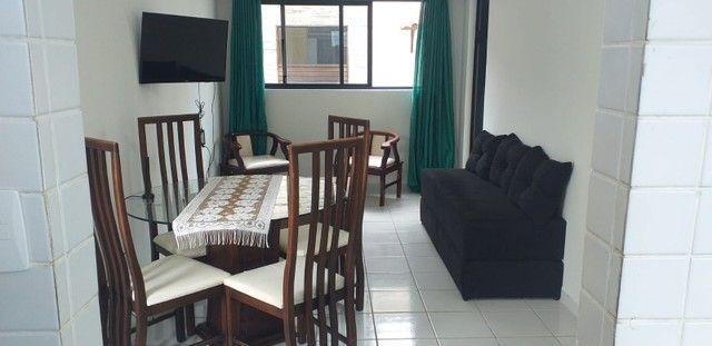 Apartamento para aluguel tem 63 metros2, 2 quartos, mobiliado, em Cabo Branco - João Pesso