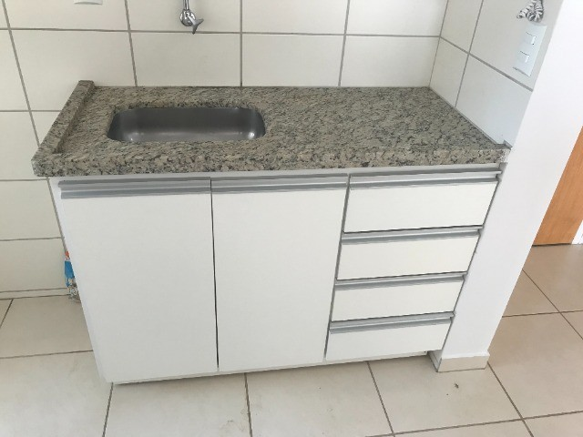 Vende-se Apartamento 2 Quartos sendo 1 suíte, Cond. Portal das Flores, St. Negrão De Lima - Foto 4