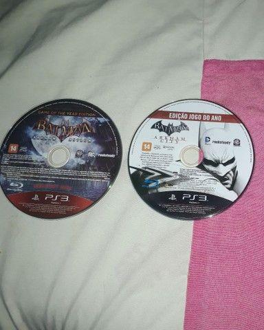 Dois jogos pelo preço de um, os dois melhores jogos do Batman  - Foto 2
