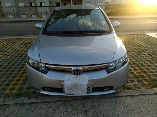 Honda Civic lxs 1.8 automático - Foto 4