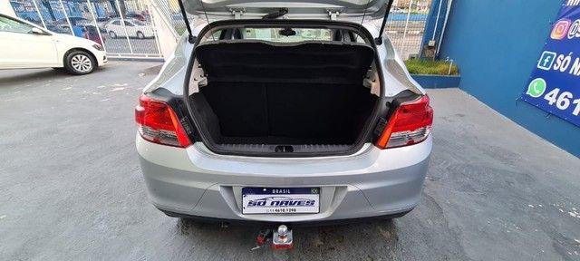 GM Onix LT 1.0 Flex 2013 Completo - Aceitamos Troca! - Foto 11