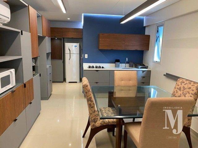 Apartamento com 1 dormitório para alugar, 38 m² por R$ 3.500/mês - Boa Viagem - Recife/PE - Foto 12