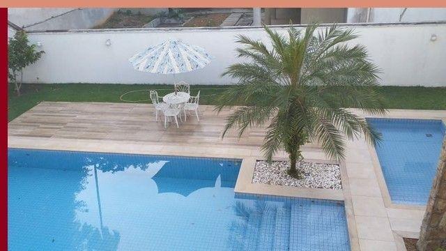 Casa 420M2 4Suites Condomínio Negra Mediterrâneo Ponta aidpmrkoeu ftdqeskuxg - Foto 3