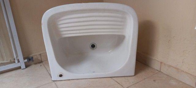 Tanque branco  - Foto 2