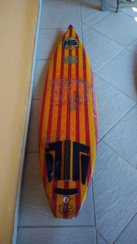 Prancha De Surf 6'2- Hs - Victor Vasconcellos - Foto 2