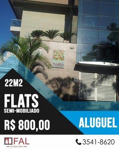 Goiânia - Flat - Jardim da Luz
