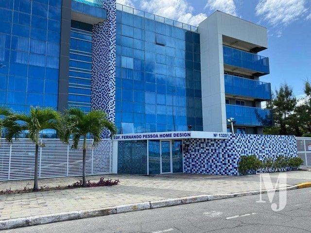 Apartamento com 1 dormitório para alugar, 38 m² por R$ 3.500/mês - Boa Viagem - Recife/PE