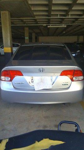 Honda Civic lxs 1.8 automático - Foto 9
