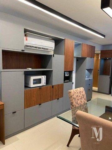 Apartamento com 1 dormitório para alugar, 38 m² por R$ 3.500/mês - Boa Viagem - Recife/PE - Foto 6