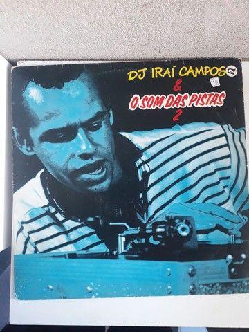 3 discos vinil Dj Irai Campos