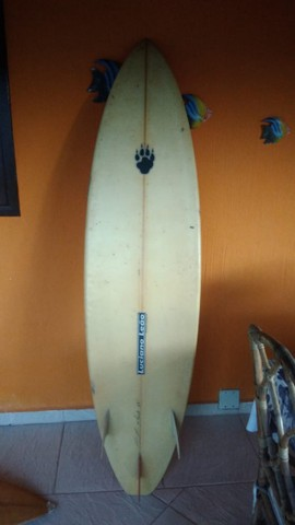 Prancha de Surf  6'6 - Luciano Leão - Foto 2