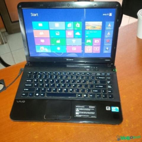 Notebook Sony Vaio CORE i5