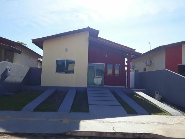 Melhor preço à vista - 175.000 - Casa no condomínio Reserva dos Jardins por 190.000