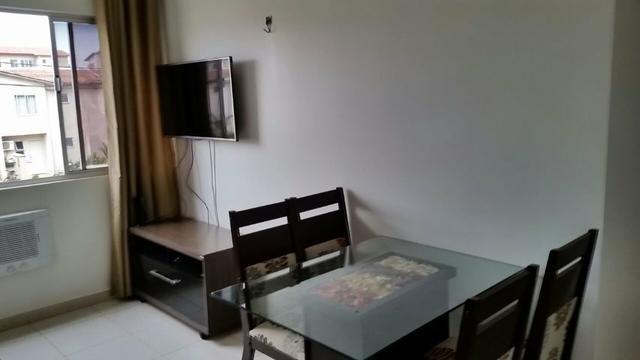 Apartamento mobiliado - Total Ville 1