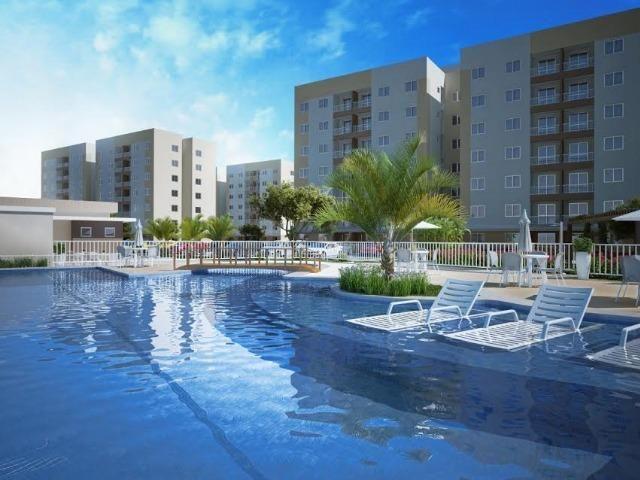 Recanto da Natureza no Santa Lucia - Apartamento 1, 2, ou 3/4 com varanda - Entrega 2019