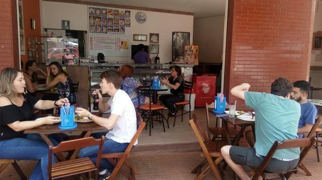 Lanchonete e Cafeteria