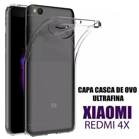 Capa casca ovo ultrafina transparente xiaomi redmi 4x celulares e capa casca ovo ultrafina transparente xiaomi redmi 4x stopboris Choice Image