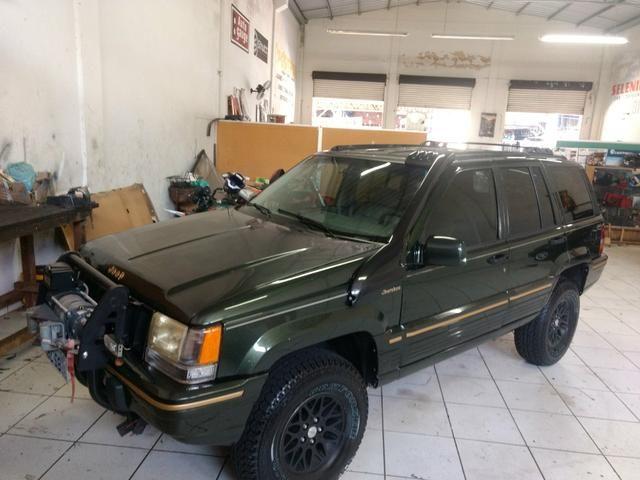 Jeep Gran Cherokee V8