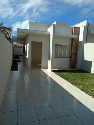 Casa com ótimo padrão bairro com muitas casas - Foto 12