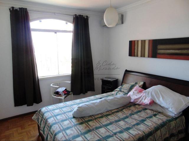 Casa residencial à venda, 6 quartos, 3 vagas, são bento - belo horizonte/mg - Foto 20