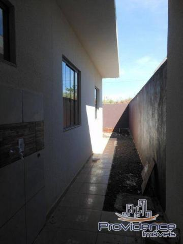 Casa com 2 dormitórios à venda, 55 m² por R$ 165.000 - Belmonte - Cascavel/PR - Foto 9