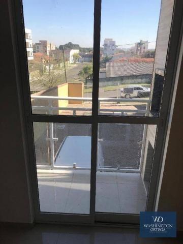 Apartamento à venda, 48 m² por r$ 165.000,00 - afonso pena - são josé dos pinhais/pr - Foto 5