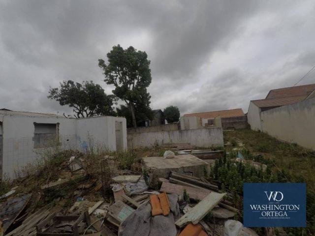 Lote/terreno para venda no bairro quississana - são josé dos pinhais/pr. - Foto 3