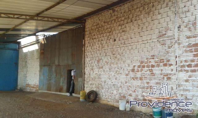 Barracão comercial com 2.500m² de terreno, à venda. cascavel velho, cascavel. - Foto 13