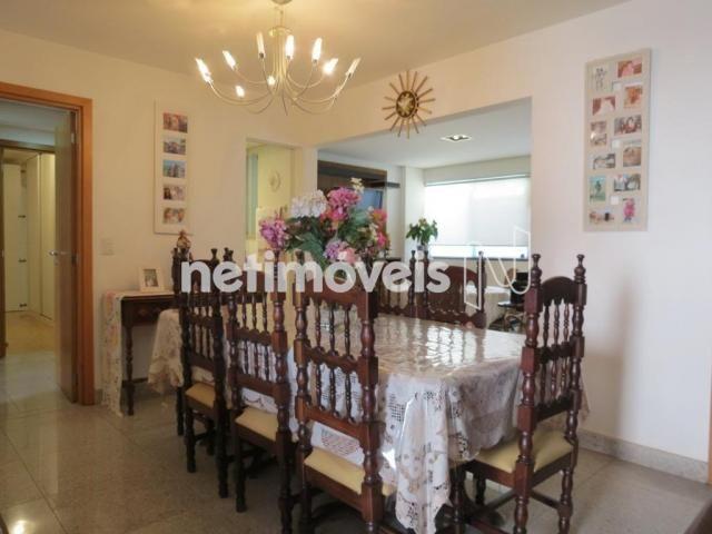 Apartamento à venda com 4 dormitórios em Funcionários, Belo horizonte cod:735808 - Foto 3