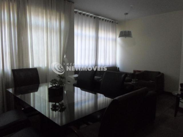 Apartamento à venda com 3 dormitórios em Estoril, Belo horizonte cod:474799 - Foto 3