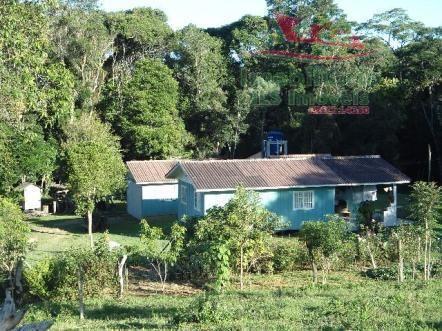 Chácara rural à venda, campo largo da roseira, são josé dos pinhais - ch0026. - Foto 2