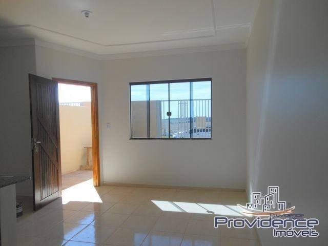 Casa com 2 dormitórios à venda, 55 m² por R$ 165.000 - Belmonte - Cascavel/PR