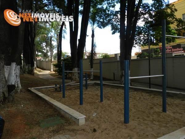 Apartamento à venda com 3 dormitórios em Cinquentenário, Belo horizonte cod:541611 - Foto 16