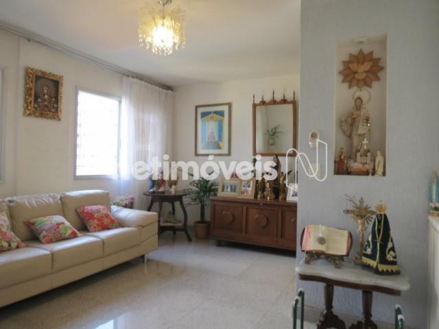 Apartamento à venda com 4 dormitórios em Funcionários, Belo horizonte cod:735808