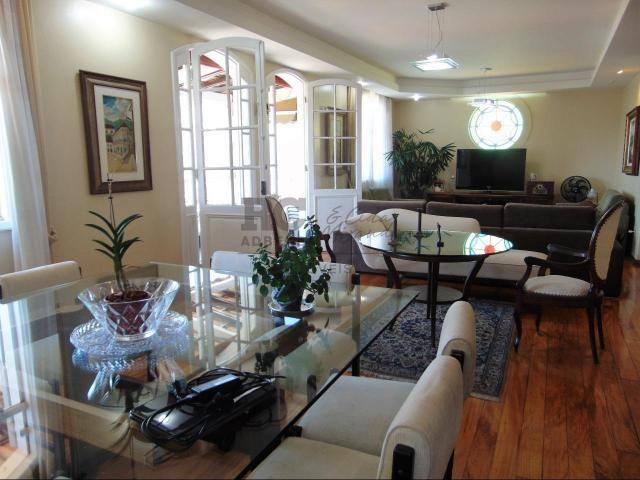 Casa residencial à venda, 6 quartos, 3 vagas, são bento - belo horizonte/mg - Foto 3