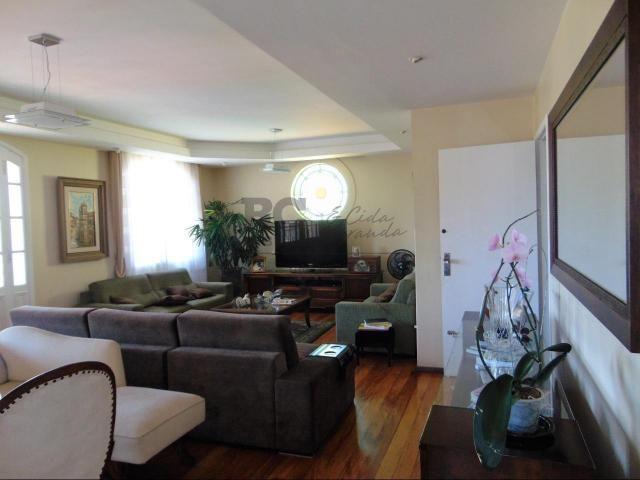 Casa residencial à venda, 6 quartos, 3 vagas, são bento - belo horizonte/mg - Foto 6