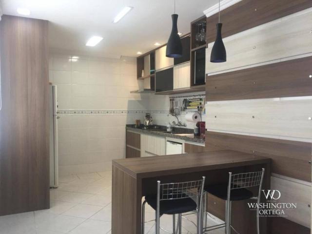 Sobrado à venda, 117 m² por r$ 460.000,00 - aristocrata - são josé dos pinhais/pr - Foto 17