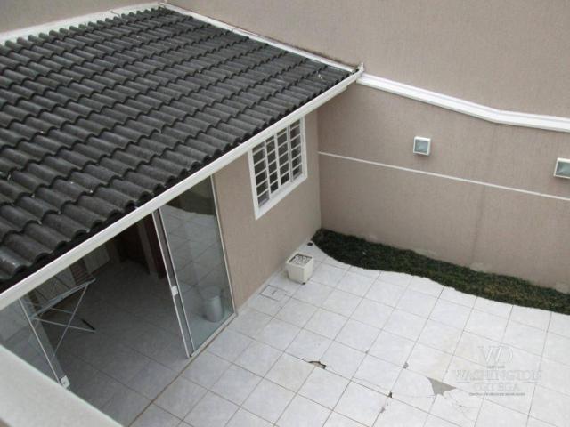 Sobrado à venda, 117 m² por r$ 460.000,00 - aristocrata - são josé dos pinhais/pr - Foto 15