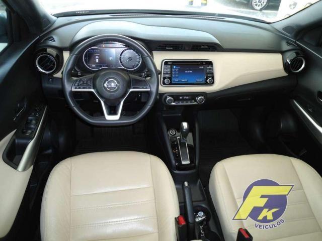 KICKS SV 1.6 16V FlexStar 5p Aut. - Foto 7