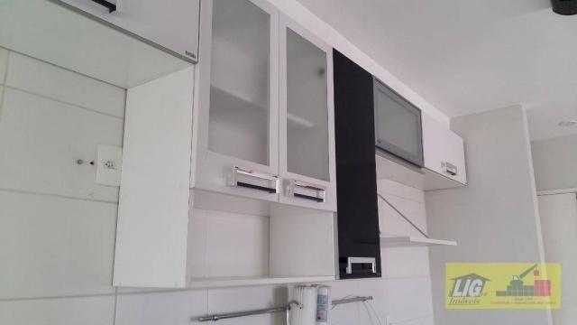 excelente apartamento com 2 dormitórios sendo uma suíte
