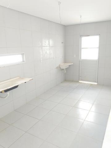 Sua casa com 2 quartos 60m² Pronta pra morar ou na planta! Ligue agora - Foto 5