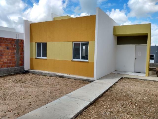 Sua casa com 2 quartos 60m² Pronta pra morar ou na planta! Ligue agora